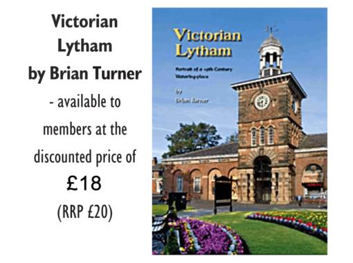 Publication - Victorian Lytham by Brian Turner