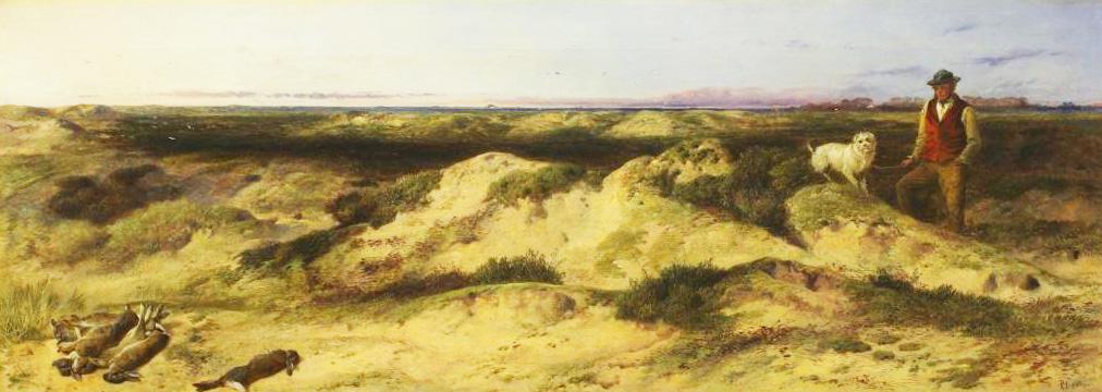 Lytham sandhills conservation