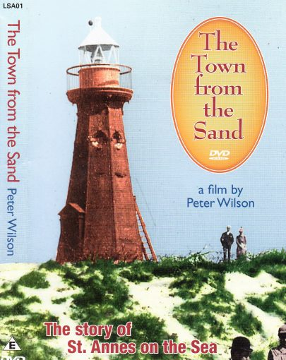 The Town From The Sand DVD by Peter Wilson