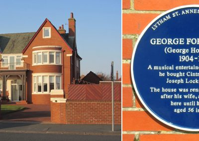 George Formby OBE