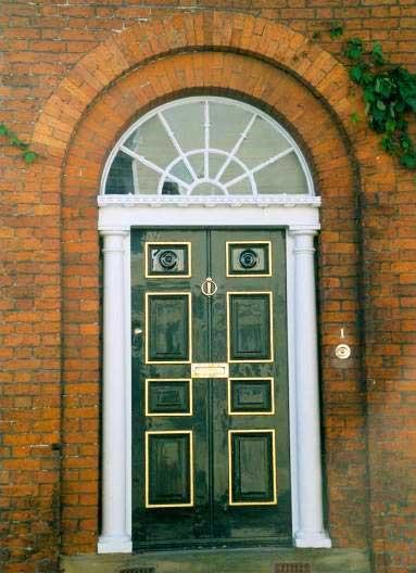 1 Beach Street door