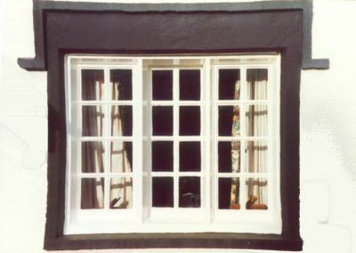 23 Commonside church window, Ansdell