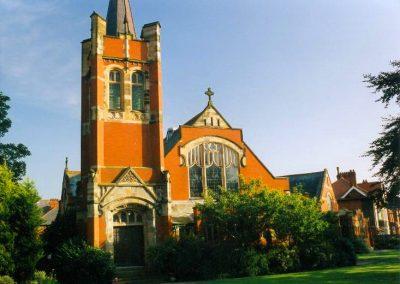 North Ansdell Baptist Church, Ansdell Road