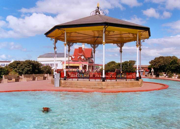 Bandstand South Promenade, St Annes