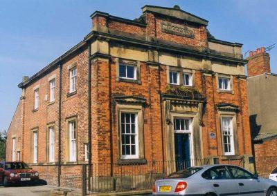 Methodist Chapel, Bath Street