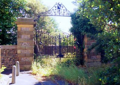 Blackpool Road gateway to Heyhouses, St Annes