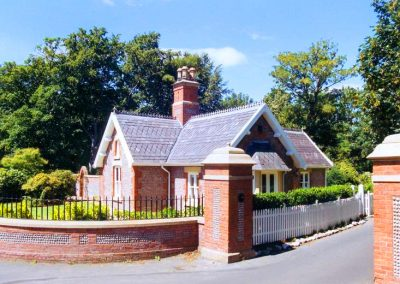 Church Lodge, Church Road