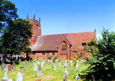 Church of St Anne, St Annes Road East, St Annes