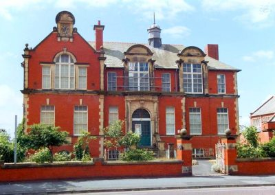 Former College, Clifton Drive South, St Annes