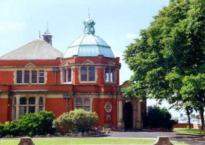 District Central Library, 254 Clifton Drive South, St Annes