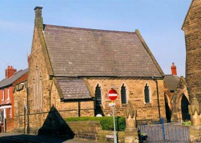 Former Sunday School Lytham United Reformed Church, Bannister Street