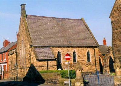 Former Sunday School Lytham United Reformed Church, Bannister Street