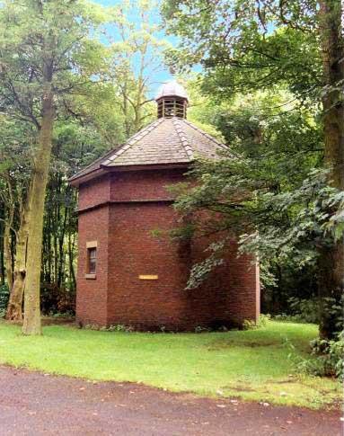 Lytham Hall Park Dovecote
