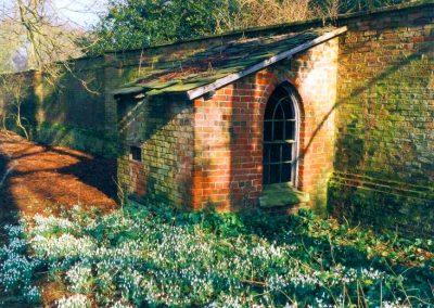 Lytham Hall Park Privy