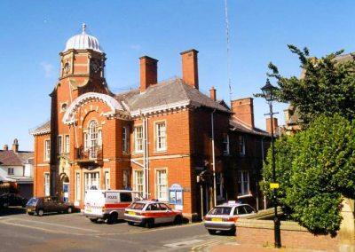 Lytham Police Station, 27 Bannister Street