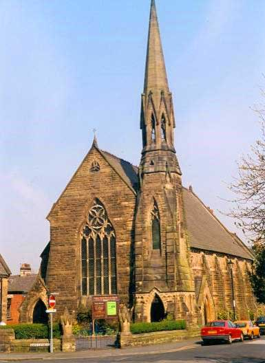 Lytham United Reformed Church, Bannister Street