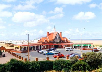 St Annes Pier Entrance, South Promenade, St Annes