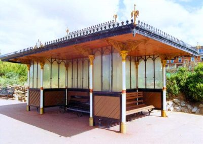 Promenade Shelter, South Promenade, St Annes