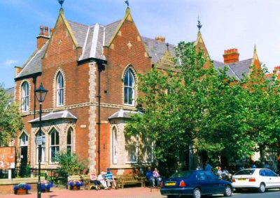 Public Library Lytham Institute, Clifton Street