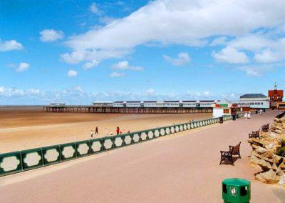 St Annes Pier Length, South Promenade, St Annes