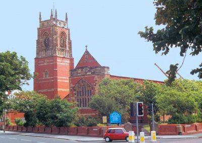 Church of St Thomas, St Thomas Road, St Annes