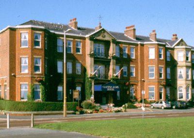 Clifton Arms Hotel, West Beach