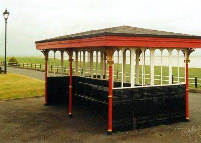 West Beach Promenade Shelter