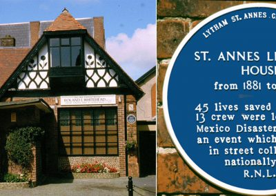 St Annes Lifeboat House