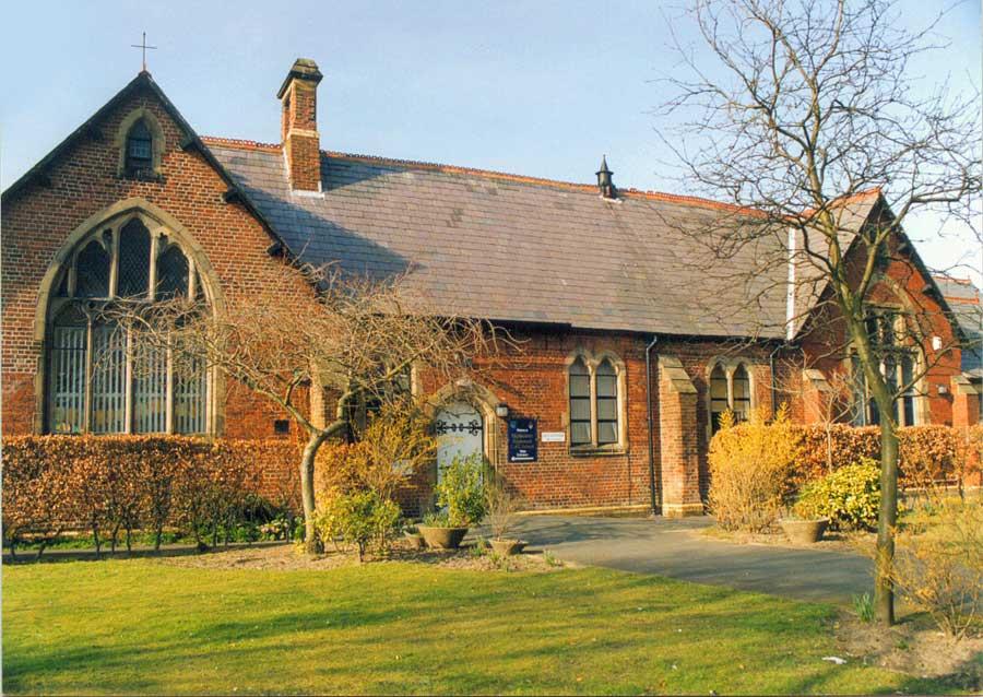 Alcock School Heyhouses St Annes