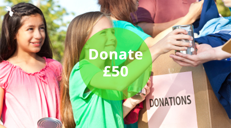 Donate £50 to the LSA Civic Society