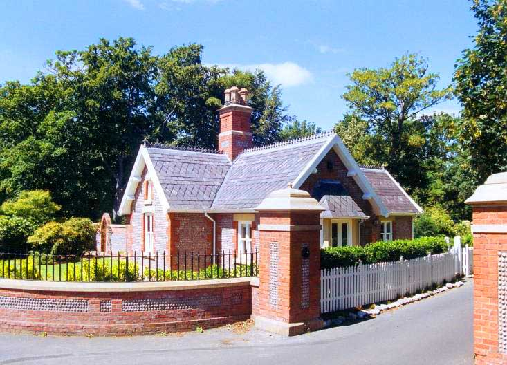 Listed Building Church Lodge Church Road Lytham
