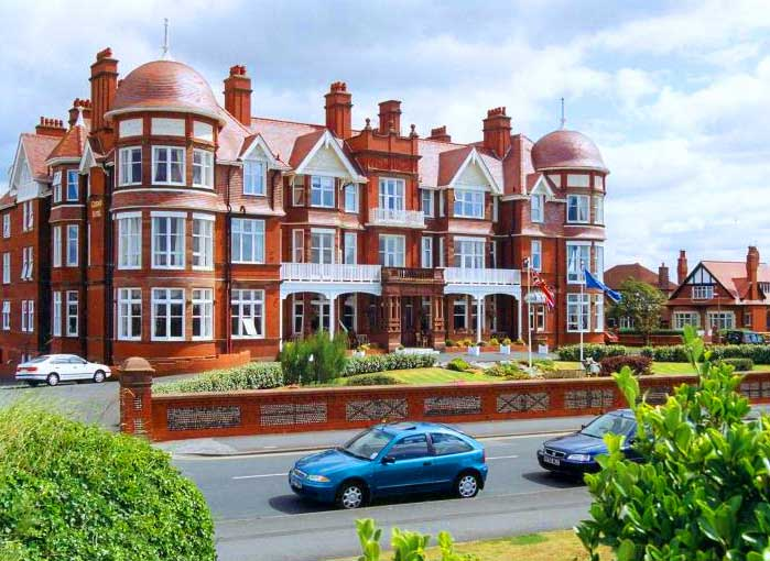 Edwardian architecture - The Grand Hotel St Annes