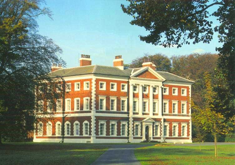 Grade I Listed Building Lytham Hall