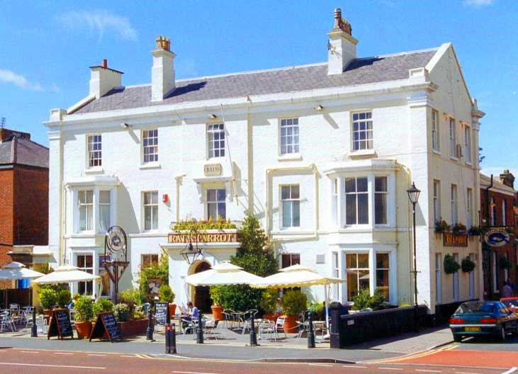 The Queens Hotel Lytham