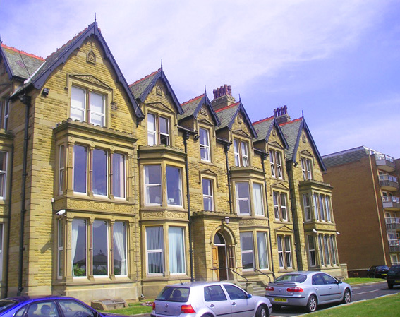 St Annes Town Hall offices