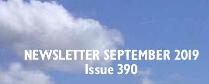 September Newsletter 2019